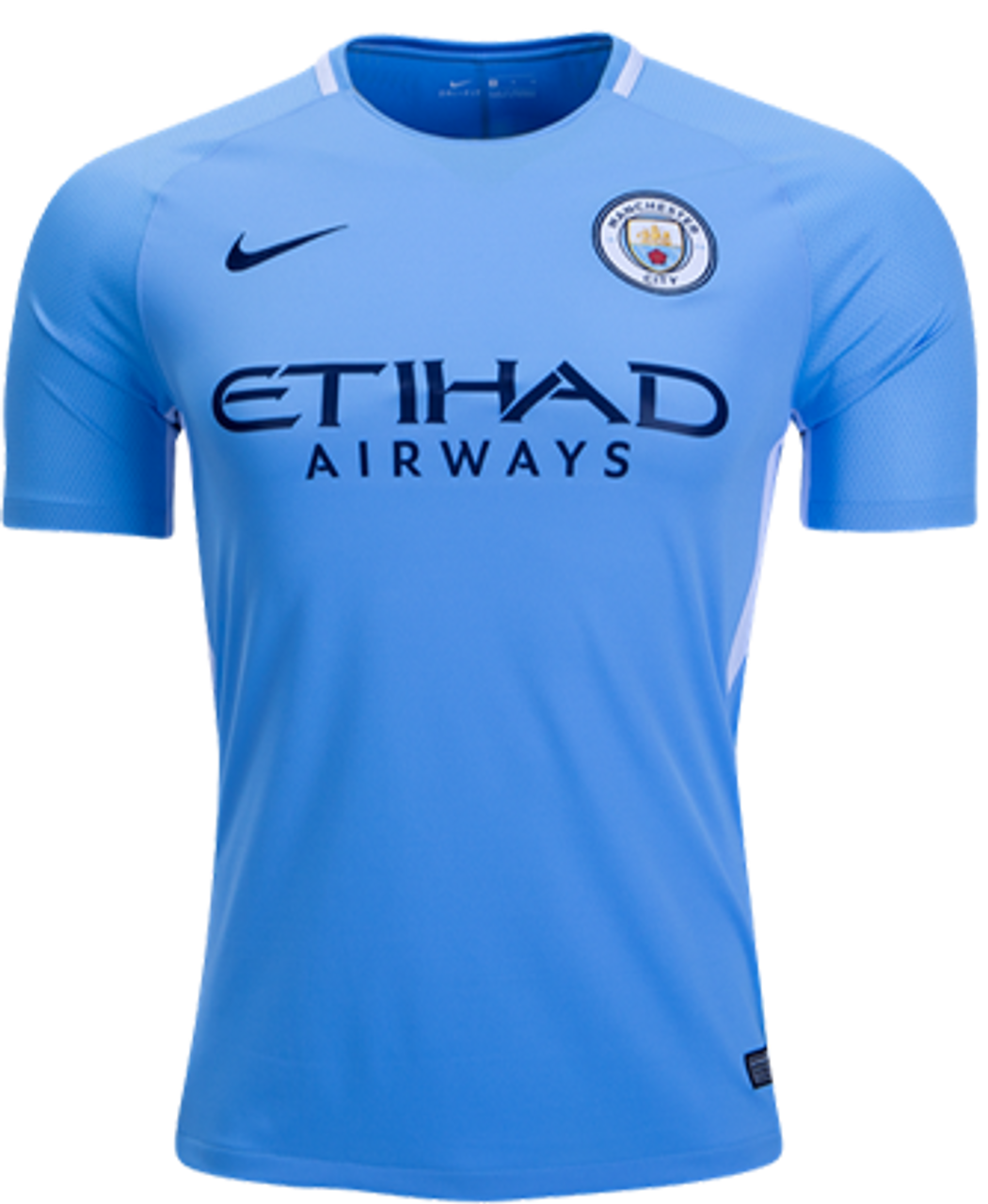 Nike Manchester City 2018 Home Jersey Soccer Plus