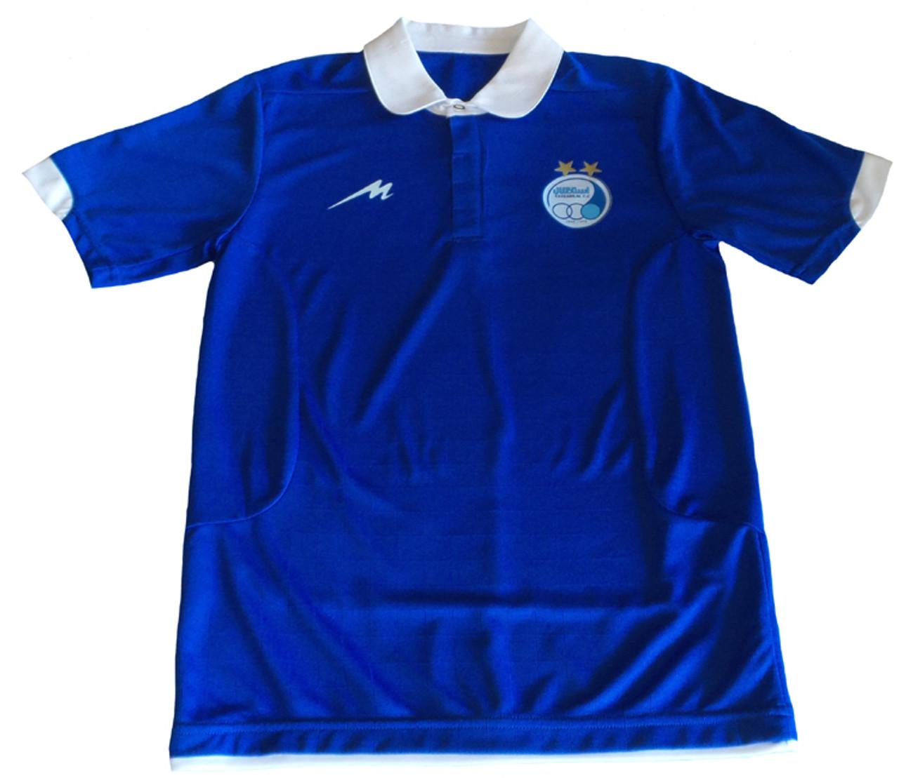 302e9eb23d0 MAGID ESTEGHLAL FC 2016 HOME JERSEY BLUE - Soccer Plus