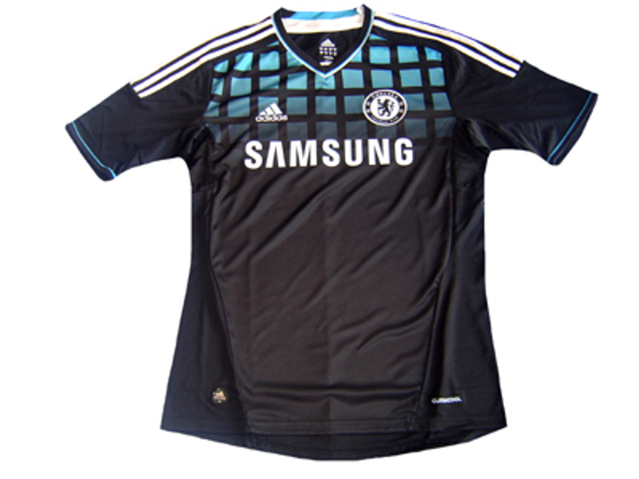premium selection ce58e 78de7 ADIDAS CHELSEA 2012 AWAY JERSEY BLACK