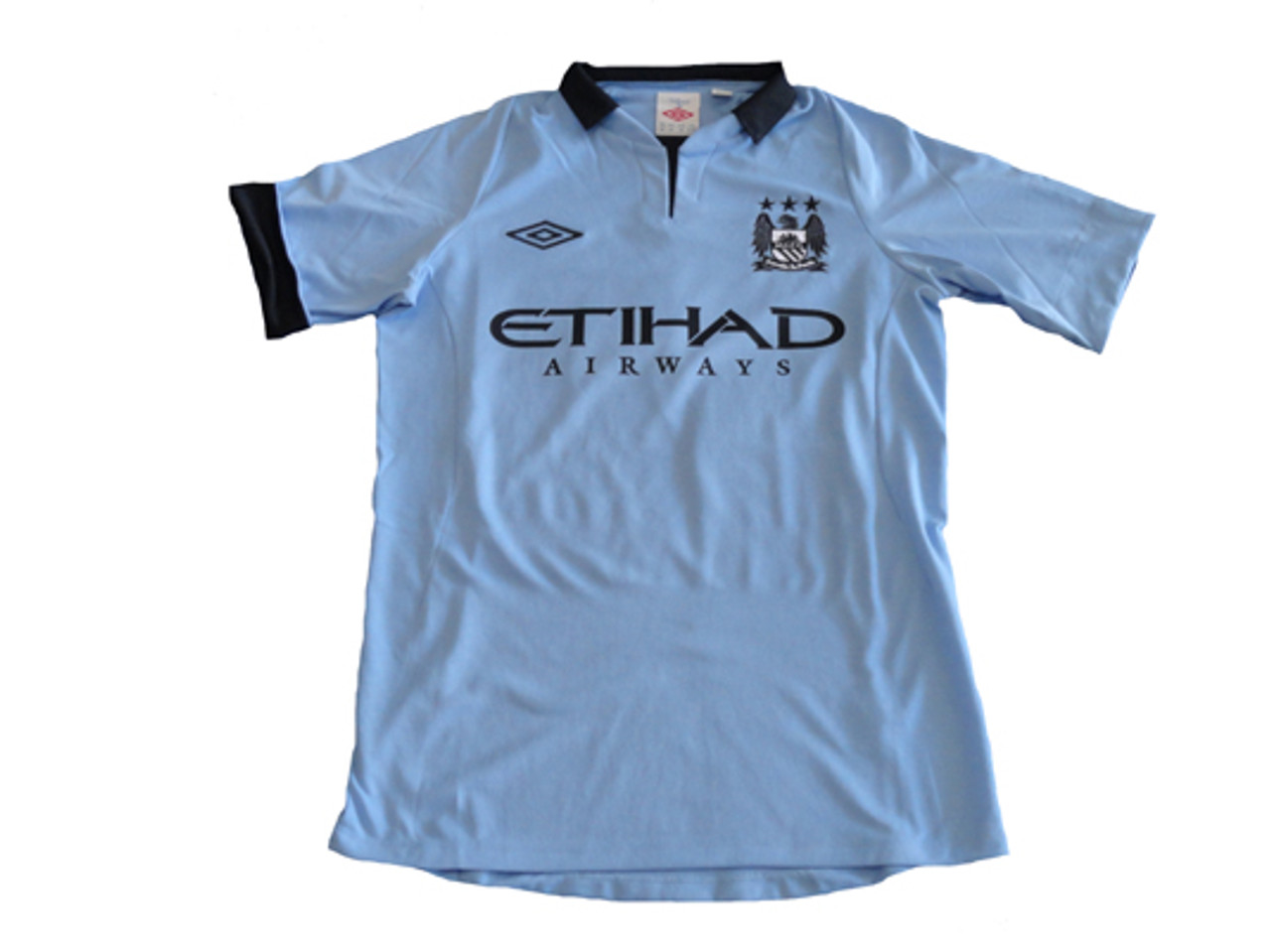 UMBRO MANCHESTER CITY 2013 HOME JERSEY - Soccer Plus 90904fea3