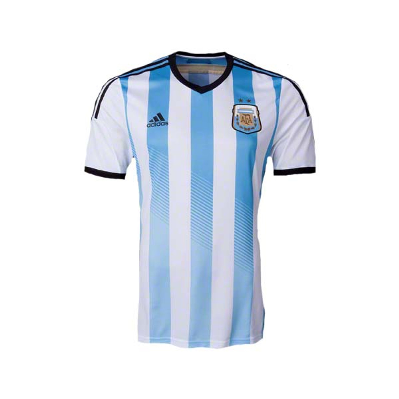 ADIDAS ARGENTINA 2014 AUTHENTIC HOME JERSEY