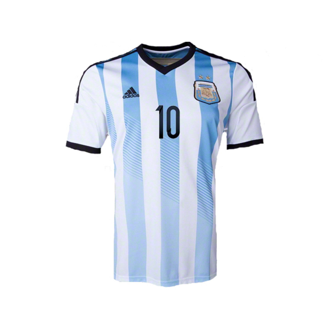 more photos 4a4ca 05aa9 ADIDAS ARGENTINA 2014 AUTHENTIC HOME `MESSI` JERSEY