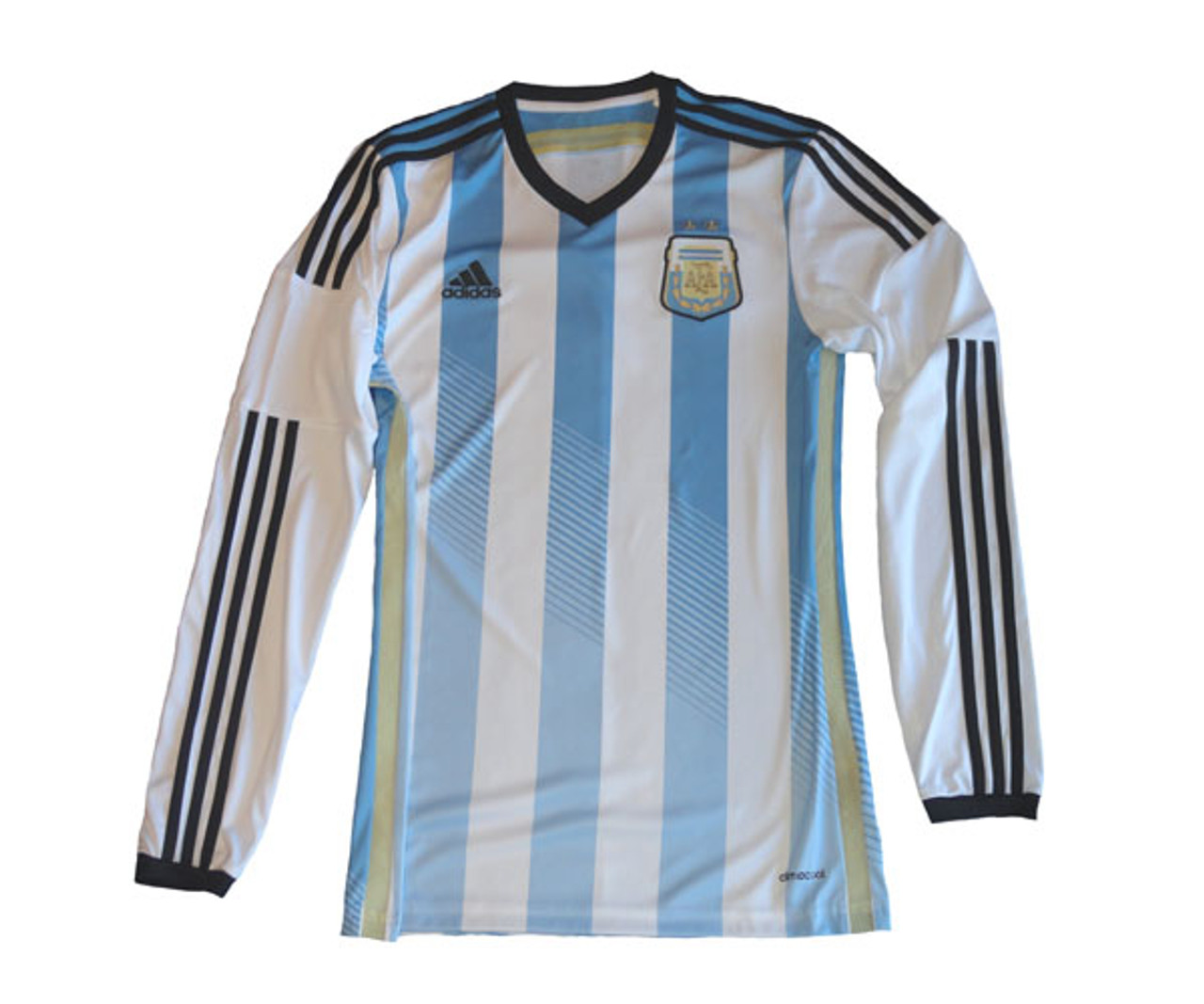 ADIDAS ARGENTINA 2014 HOME L/S JERSEY