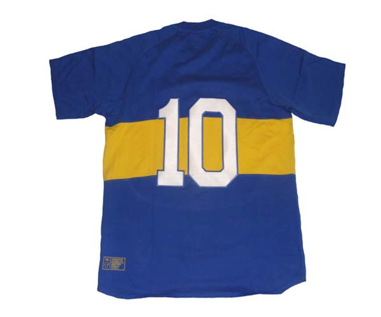 8cd86b84242 NIKE BOCA JUNIORS 1981 HOME `MARADONA` JERSEY - Soccer Plus