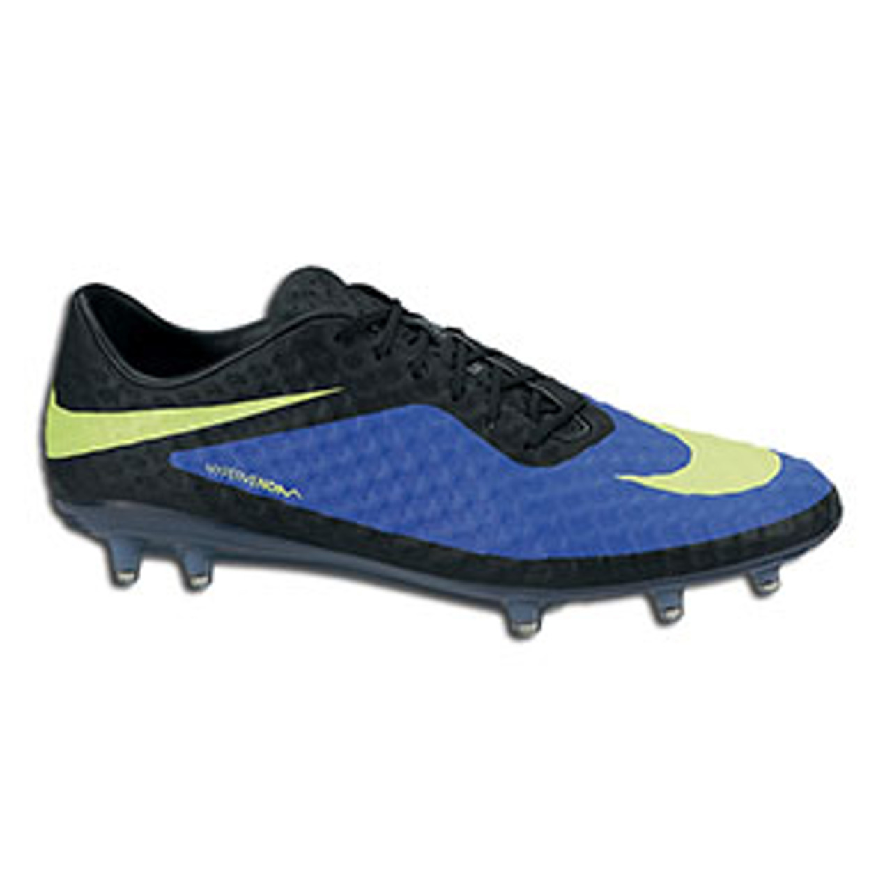 low priced eb90b b7ff4 NIKE HYPERVENOM PHANTOM FG blue/black/yellow