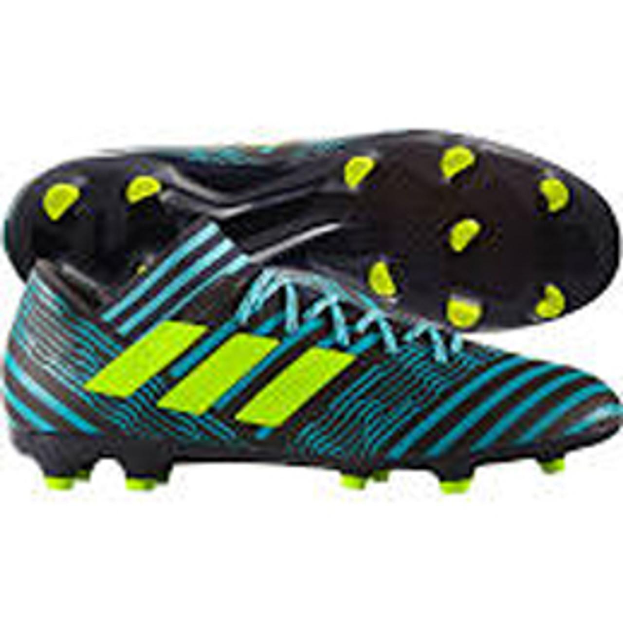 a6c710bb3 ADIDAS NEMEZIZ 17.3 FG legend ink/blue - Soccer Plus