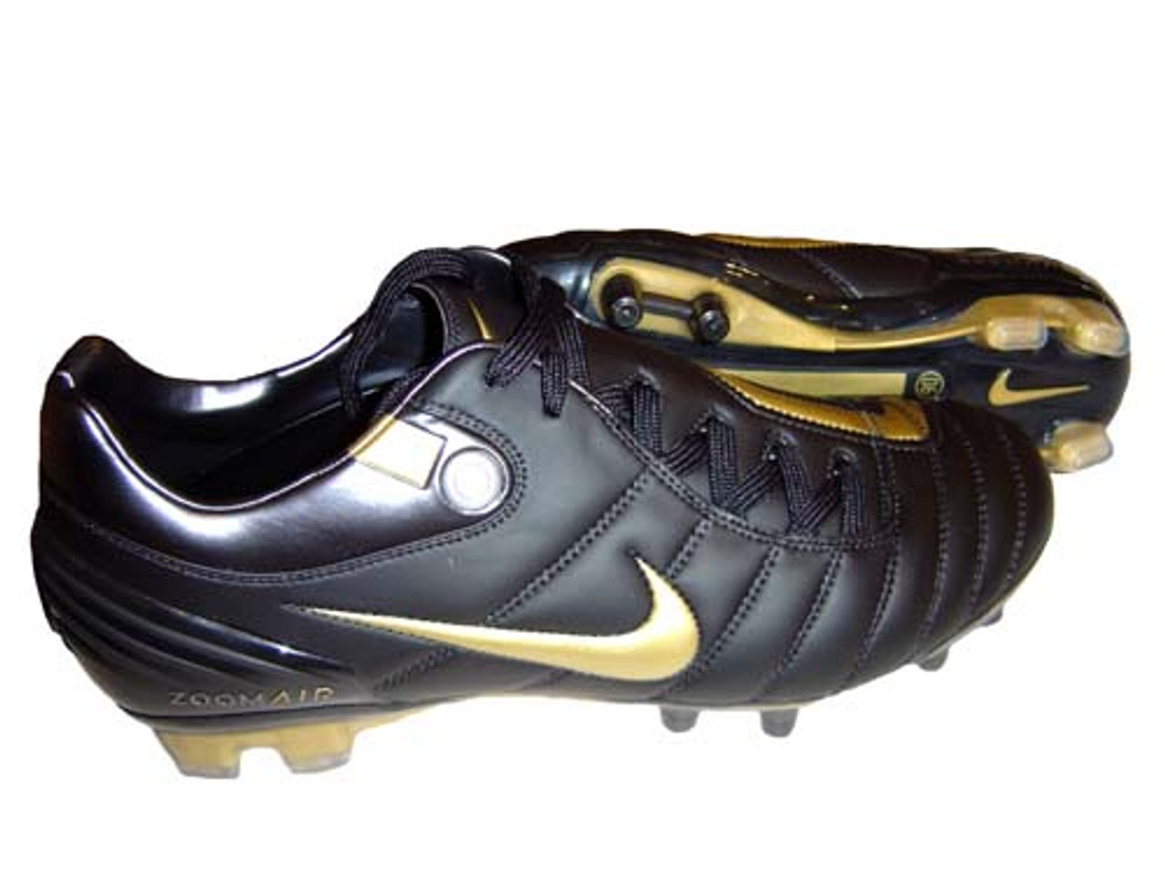 huge selection of 920e4 fc535 NIKE AIR ZOOM TOTAL 90 SUPREMACY BLACK/GOLD