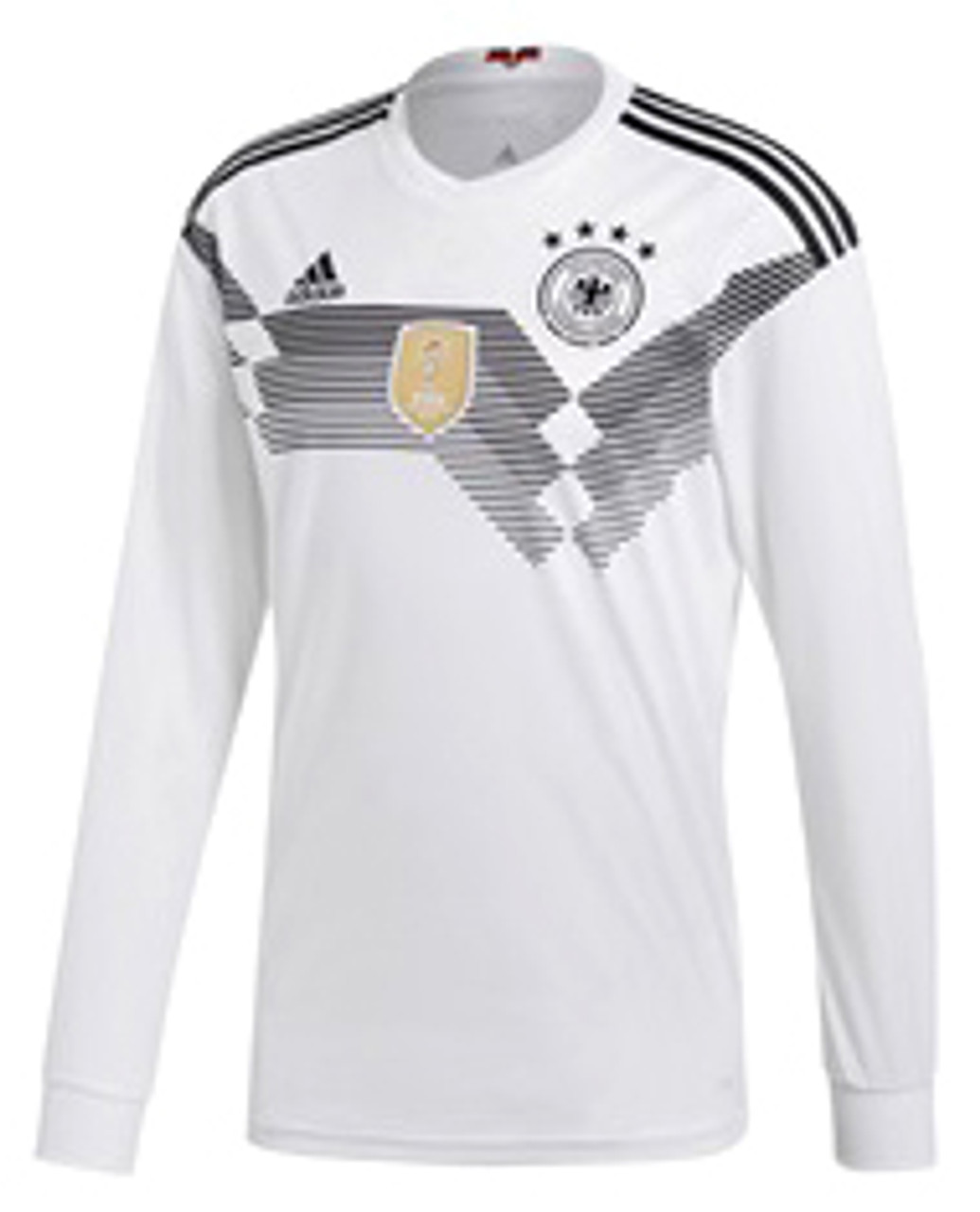 ADIDAS GERMANY WORLD CUP 2018 HOME L/S JERSEY