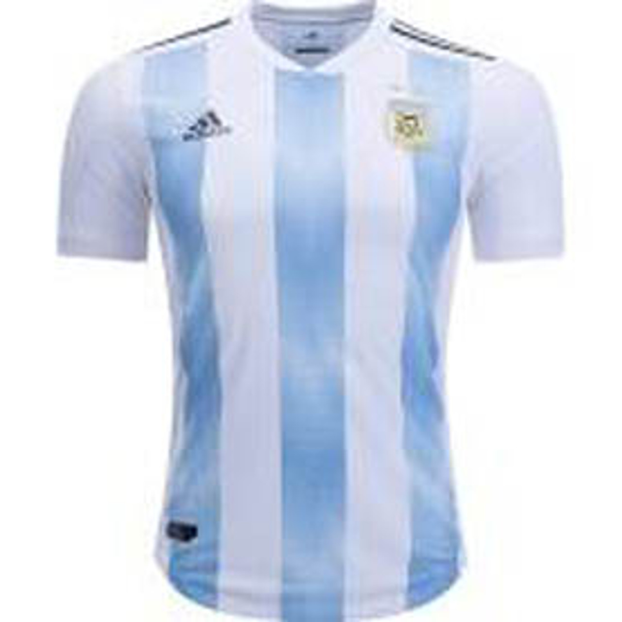 fd2390e85 ADIDAS ARGENTINA 2018 AUTHENTIC WORLD CUP HOME JERSEY - Soccer Plus