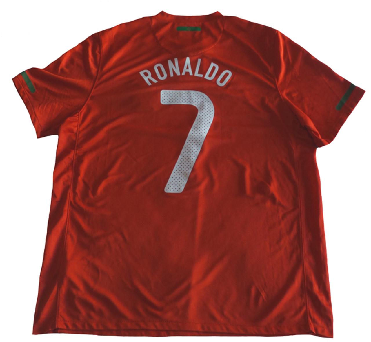 buy online ac9e4 a84f8 nike portugal ronaldo jersey