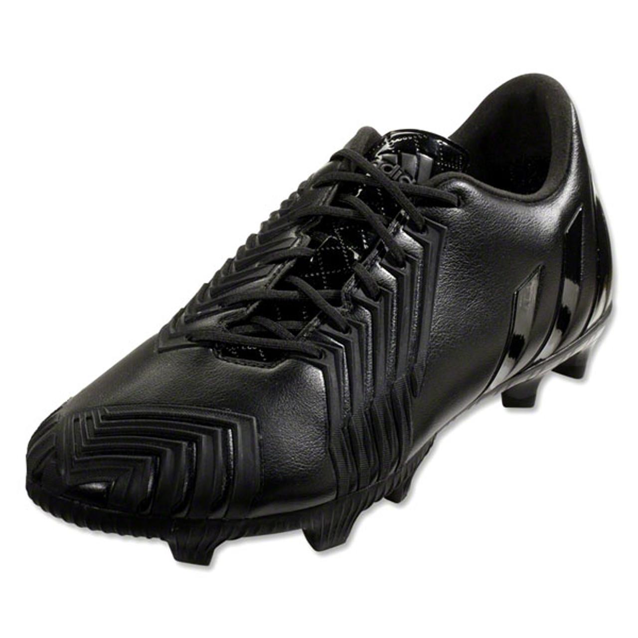 e886e5cfedff ADIDAS PREDATOR INSTINCT F FG BLACK - Soccer Plus