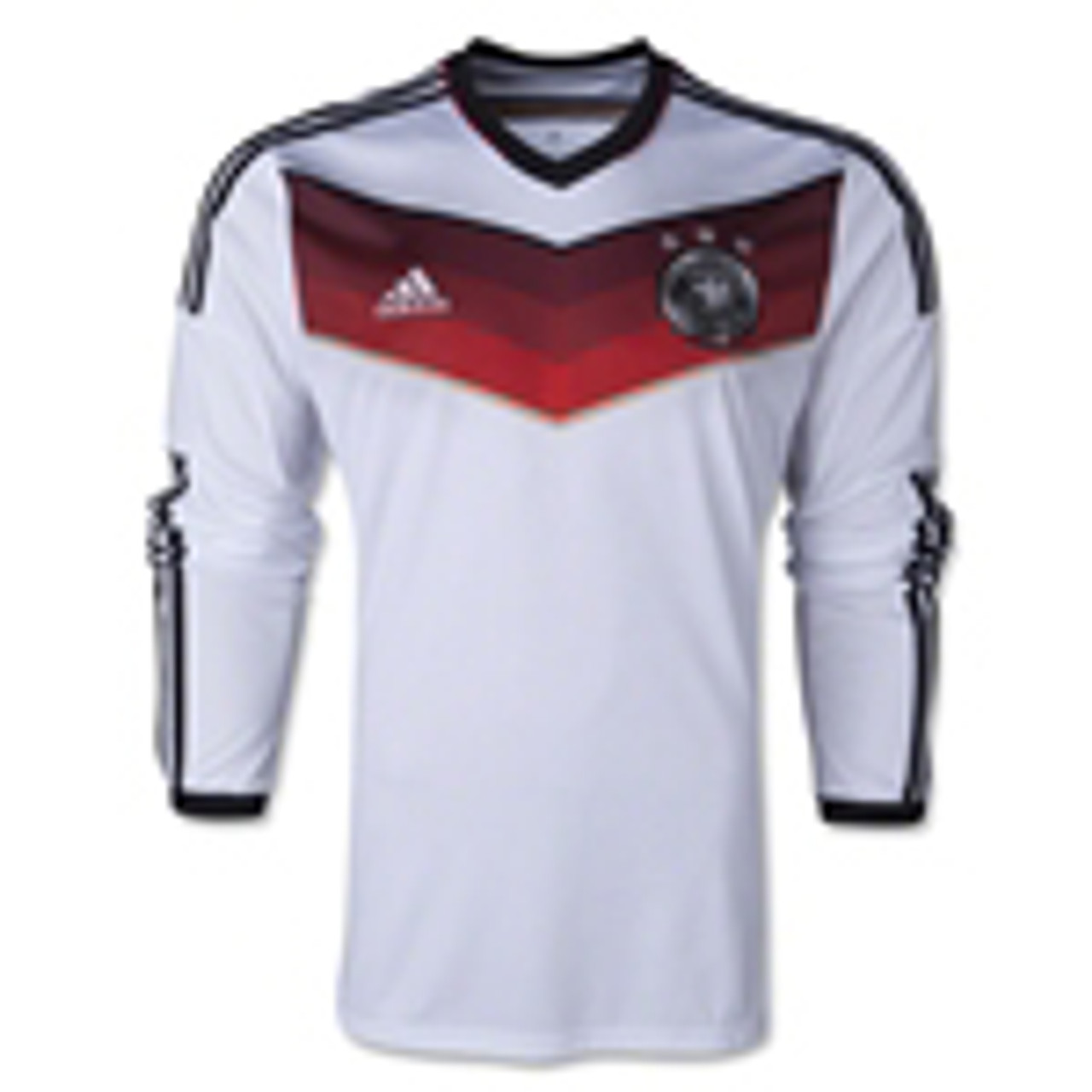 ADIDAS GERMANY 2014 HOME L/S JERSEY