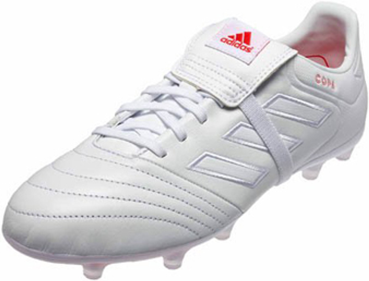 the best attitude 0bf37 e9825 ADIDAS COPA GLORO 17.2 FG White   Real Coral
