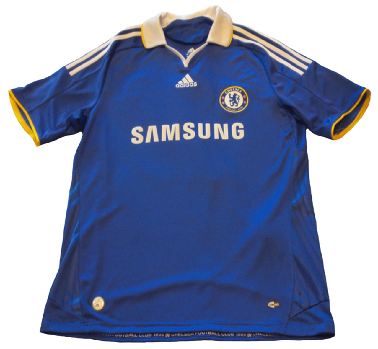 the latest 4dca5 9fc5d ADIDAS CHELSEA 2009 HOME JERSEY