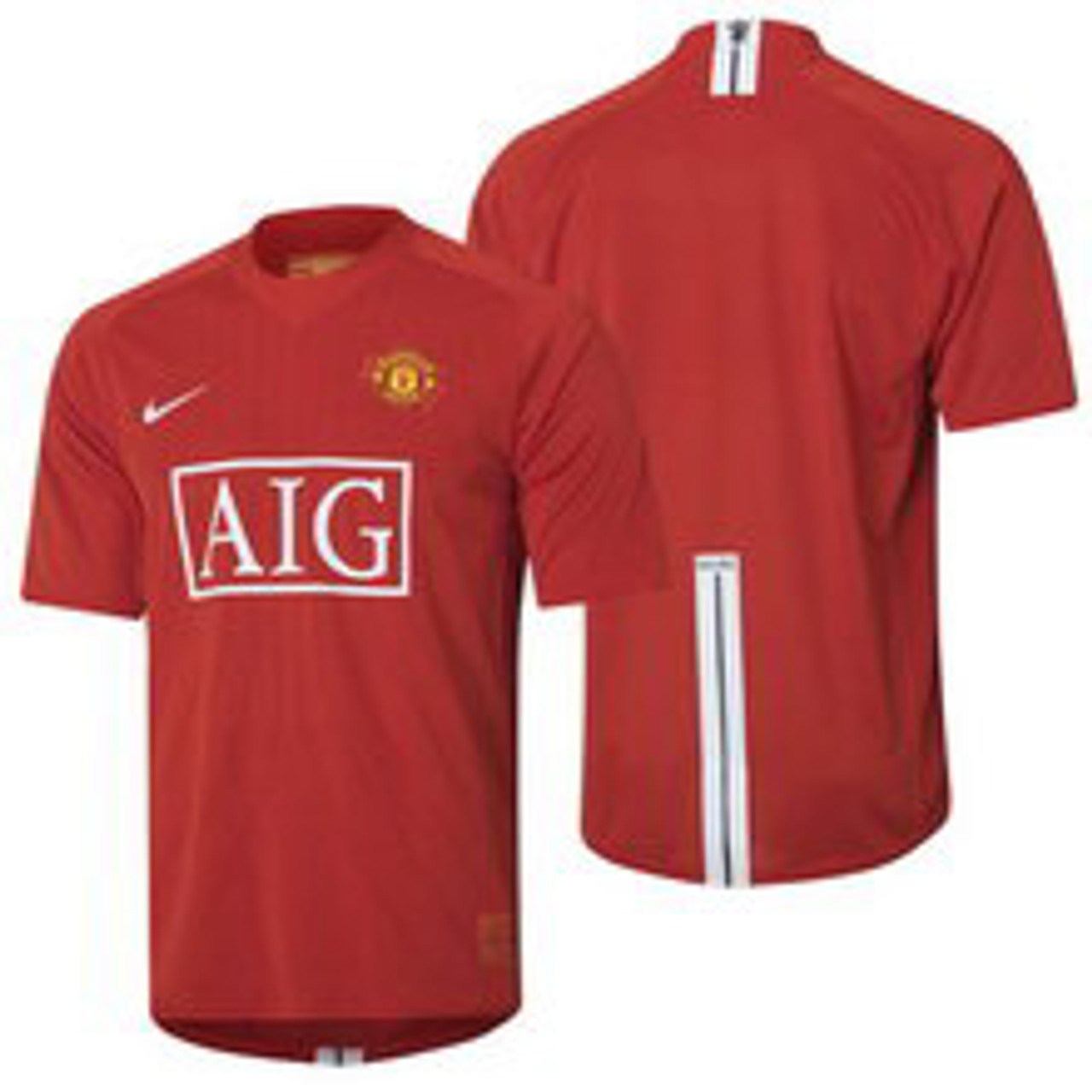 wholesale dealer 126fd 48026 NIKE MANCHESTER UNITED 2009 HOME JERSEY