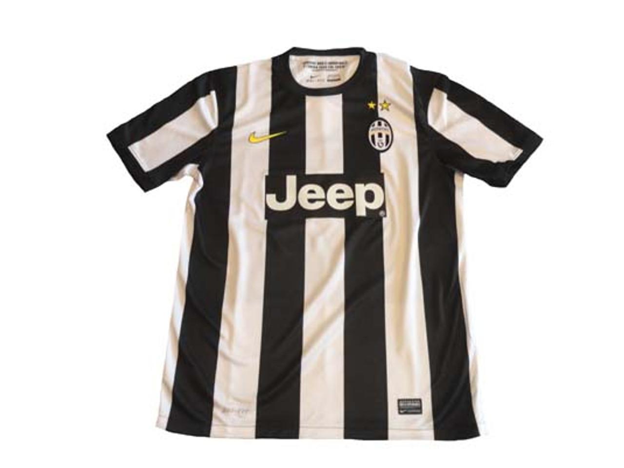 94043733427 NIKE JUVENTUS 2013 HOME JERSEY - Soccer Plus