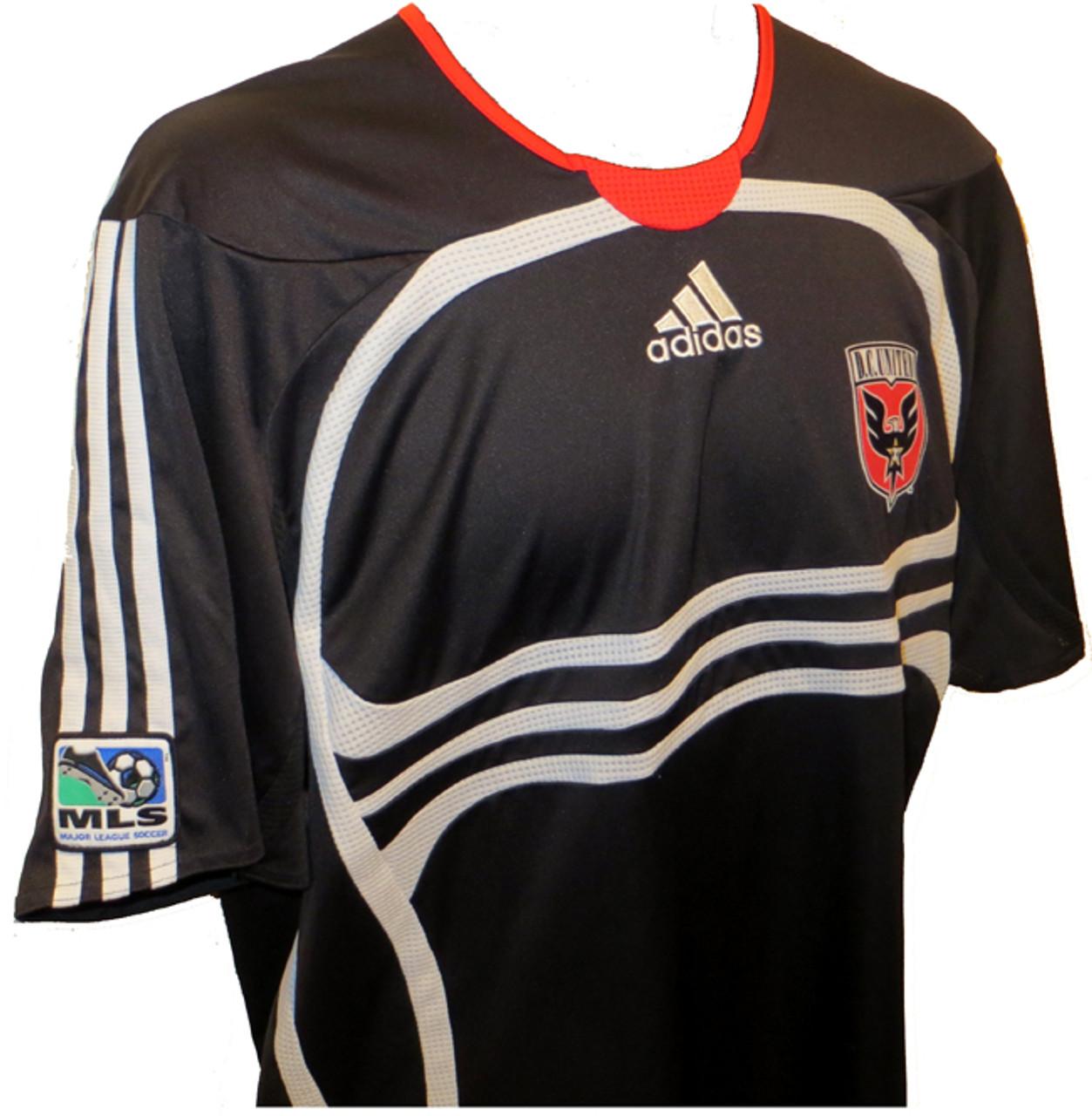 dc united jersey