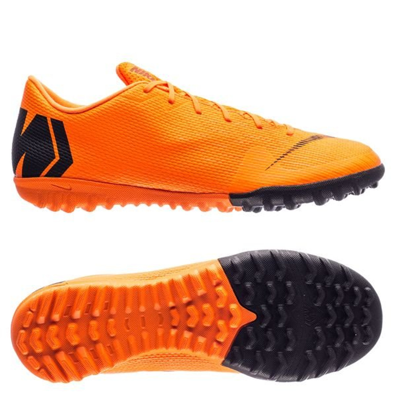wholesale dealer cdad0 b05ca NIKE VAPORX 12 ACADEMY TF ORANGE - Soccer Plus