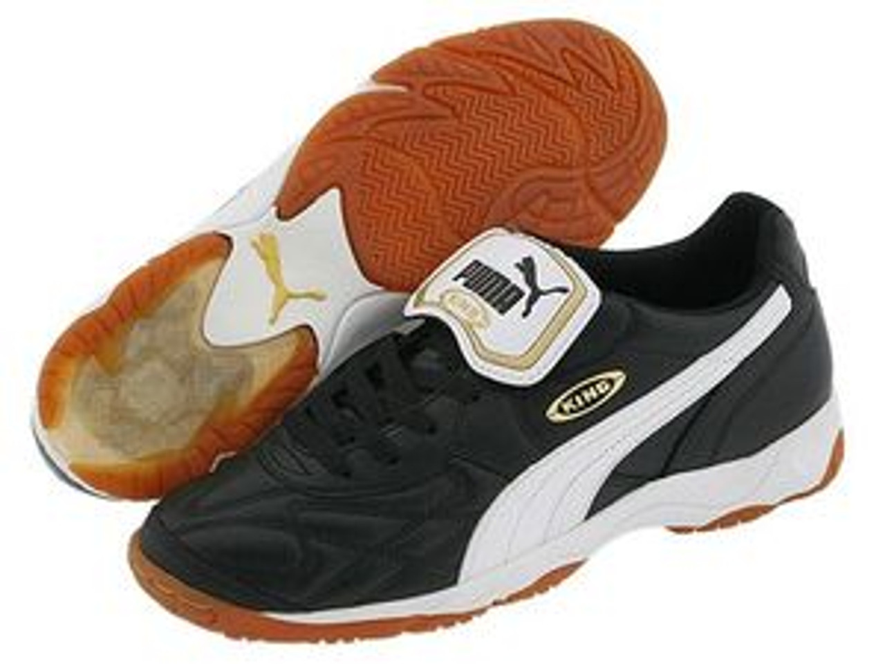 PUMA KING ALLROUND INDOOR LEATHER SHOES