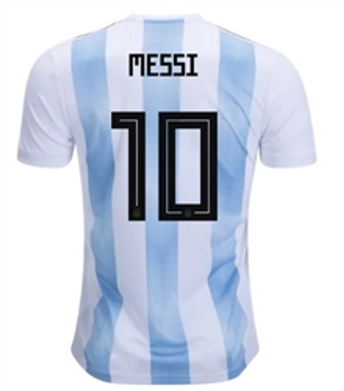 ADIDAS ARGENTINA WORLD CUP 2018 HOME `MESSI` JERSEY