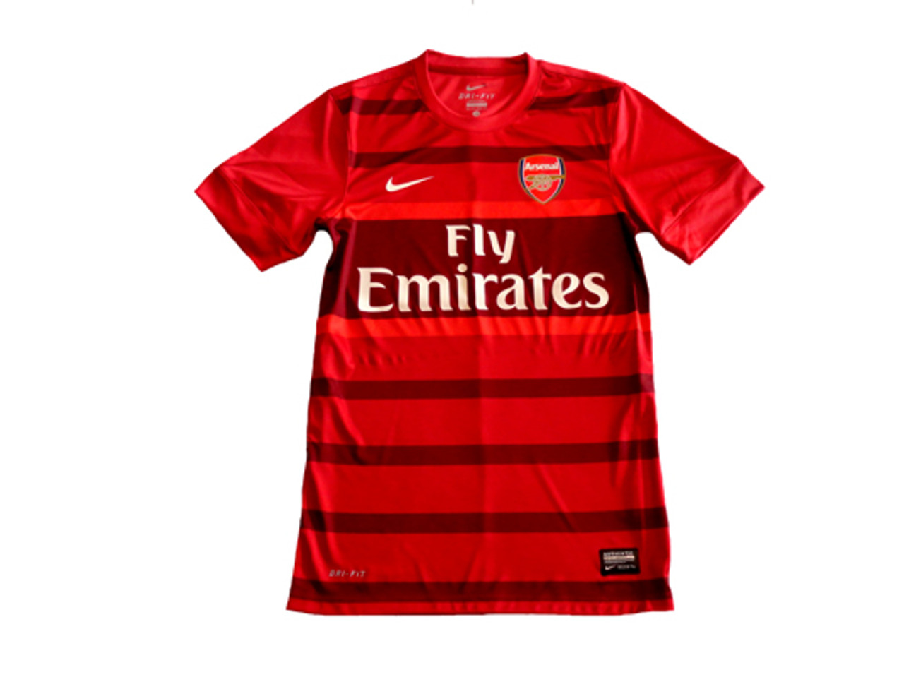 reputable site 3ef13 36a3e NIKE ARSENAL 2013 HOME TRAINING JERSEY