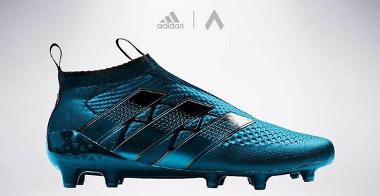ADIDAS PREDATOR 18+ FG Blue green - Soccer Plus 4872d2911e526
