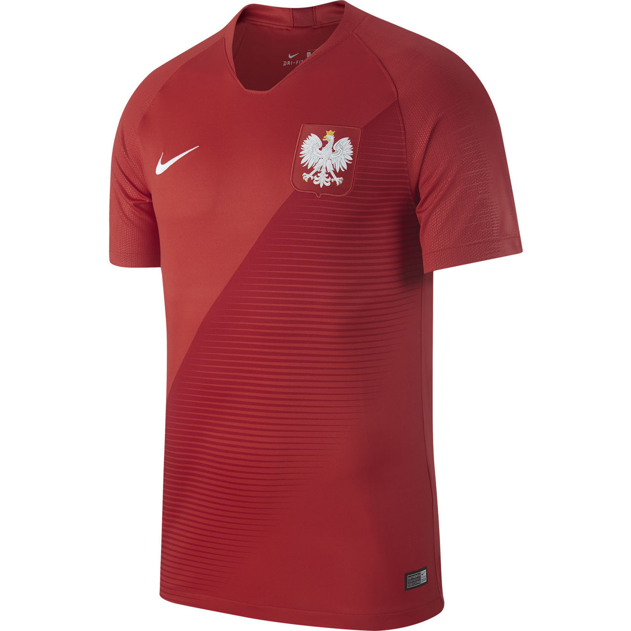 ed983beba NIKE POLAND 2018 AWAY JERSEY RED - Soccer Plus