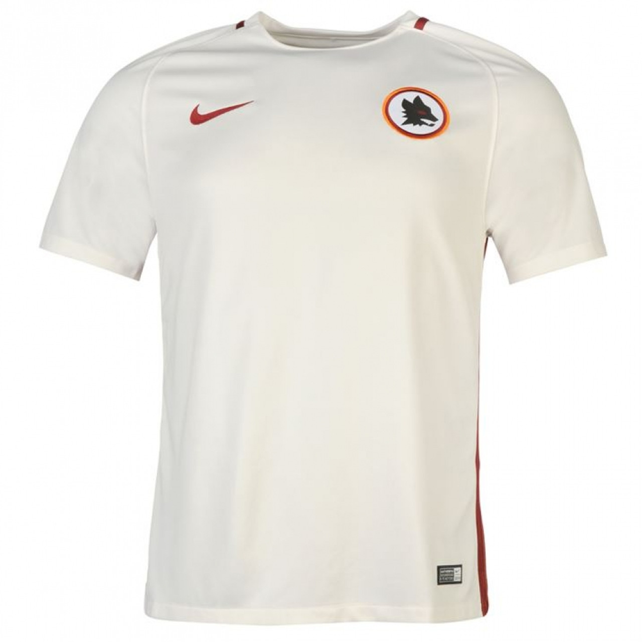 f2e866f78d9 NIKE ROMA 2017 AWAY JERSEY MARBLE WHITE - Soccer Plus