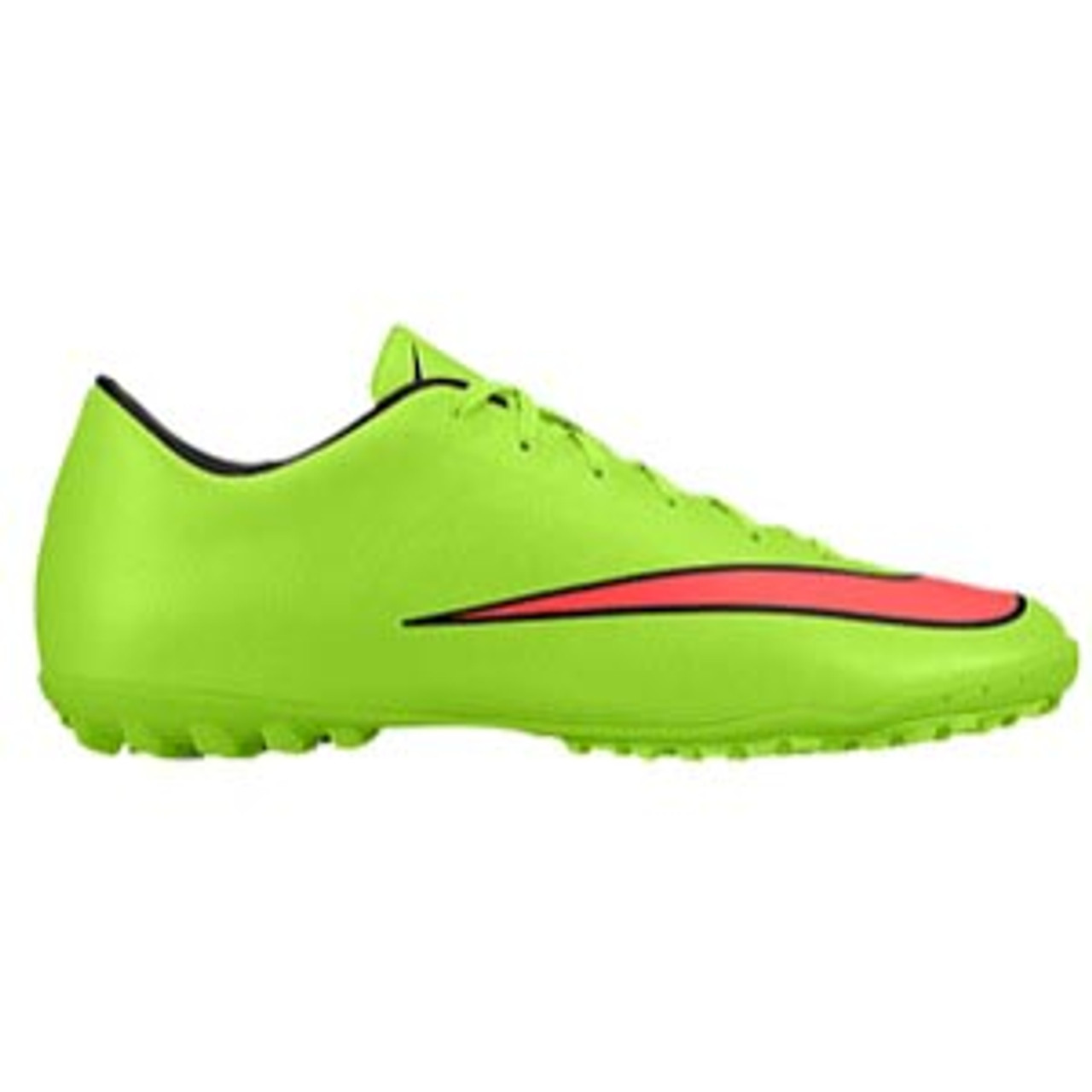 huge selection of ae0b5 5d040 NIKE MERCURIAL VICTORY V TF electric green