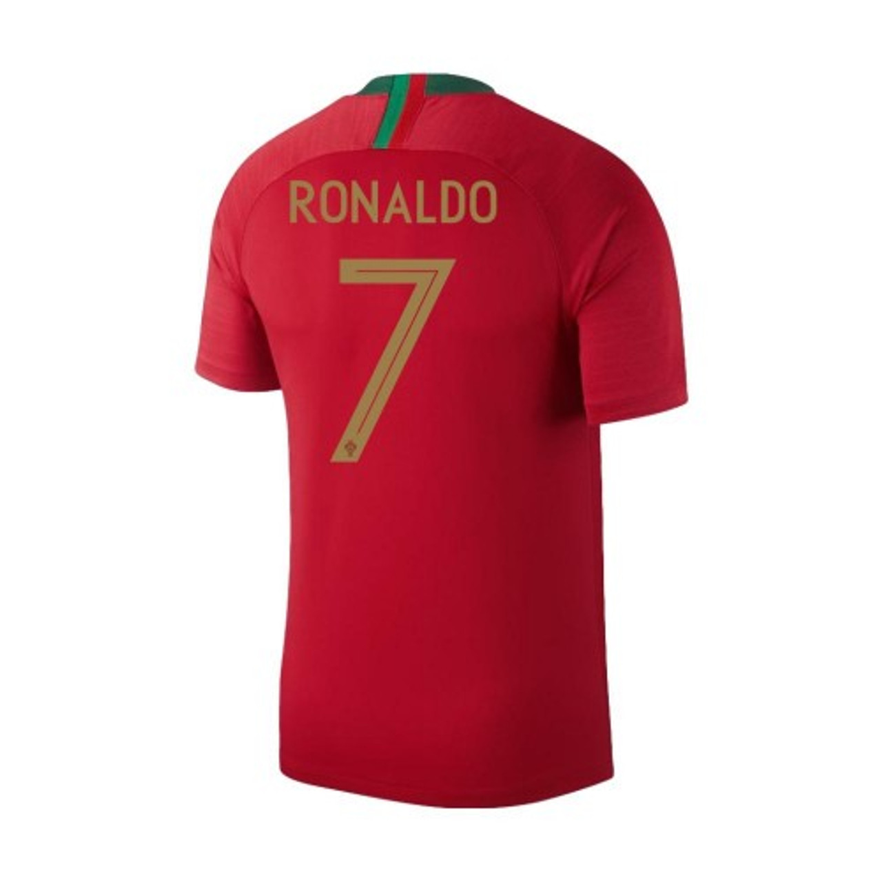 timeless design c9cd3 059dc NIKE PORTUGAL 2018 HOME BOYS RONALDO JERSEY