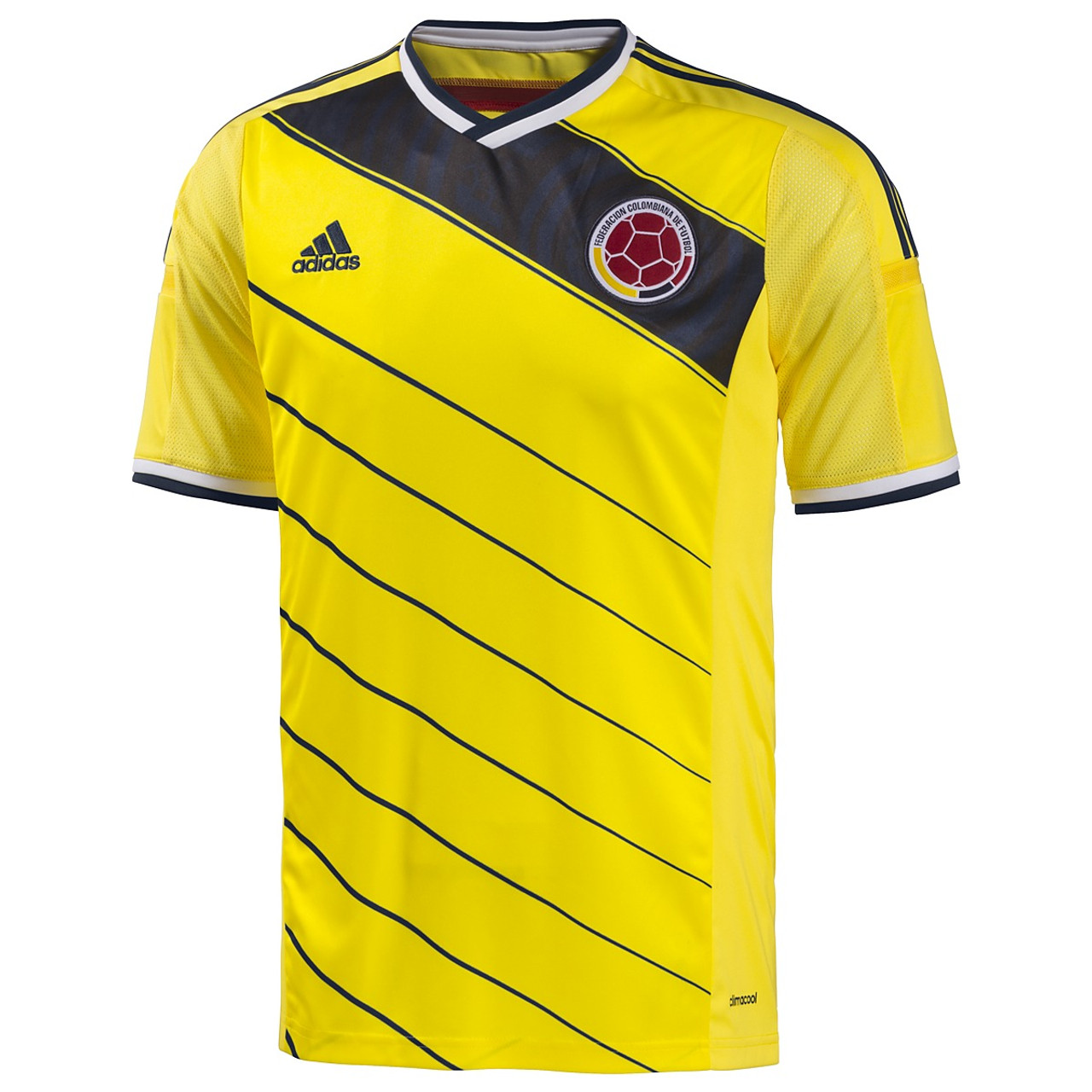 ADIDAS COLOMBIA 2014 HOME JERSEY