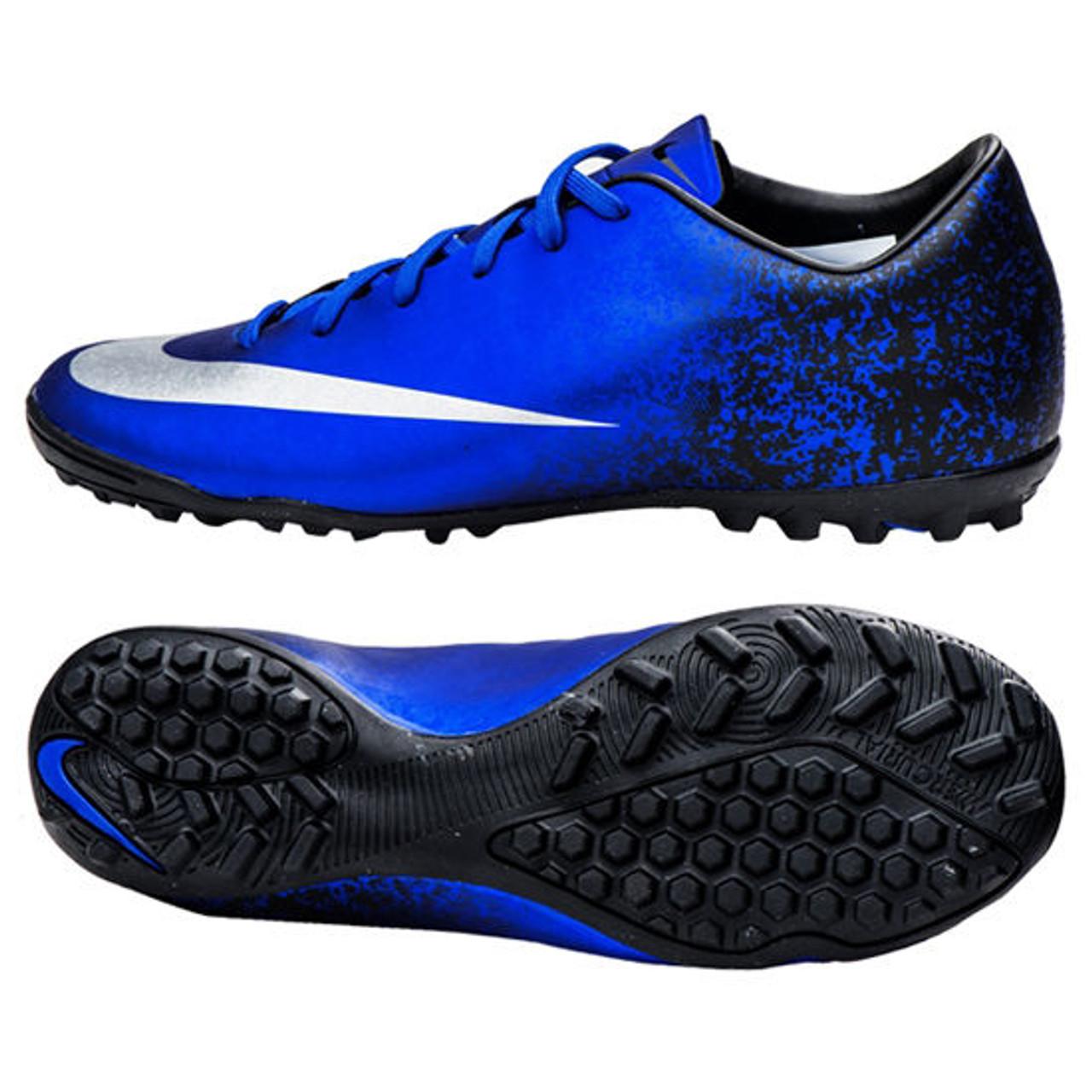 3510441c8ded NIKE MERCURIAL VICTORY V CR TF Deep Royal Blue - Soccer Plus