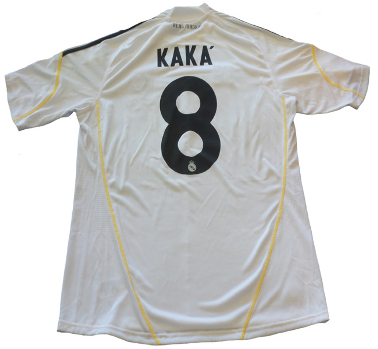 competitive price f694a 8069e ADIDAS REAL MADRID 2010 HOME `KAKA` JERSEY