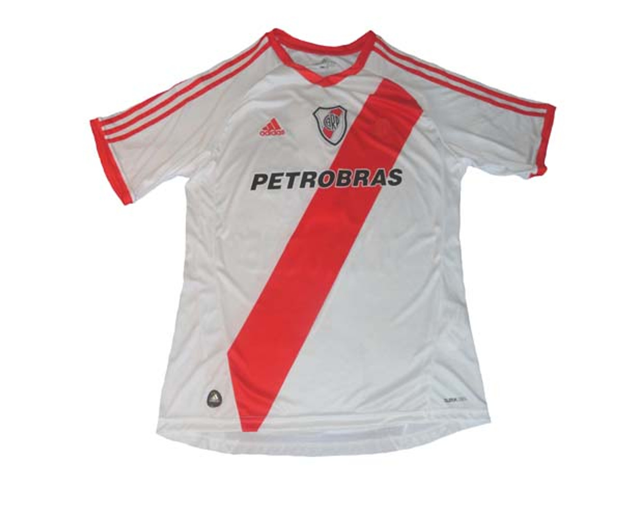 ADIDAS RIVER PLATE 2011 HOME JERSEY - Soccer Plus bfcb683a8