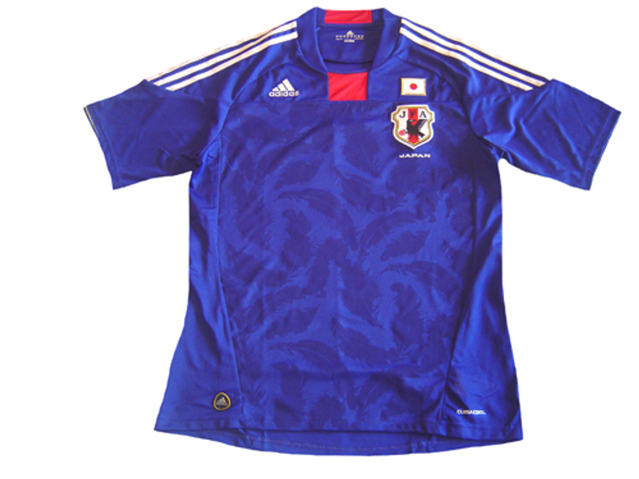 9f7db4cc ADIDAS JAPAN 2010 HOME JERSEY - Soccer Plus