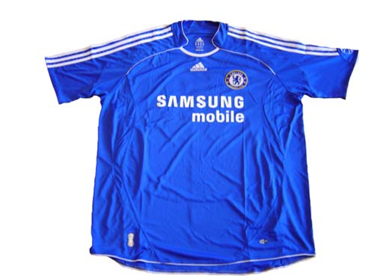 best loved 7e6bb e4c52 ADIDAS CHELSEA 2008 HOME JERSEY
