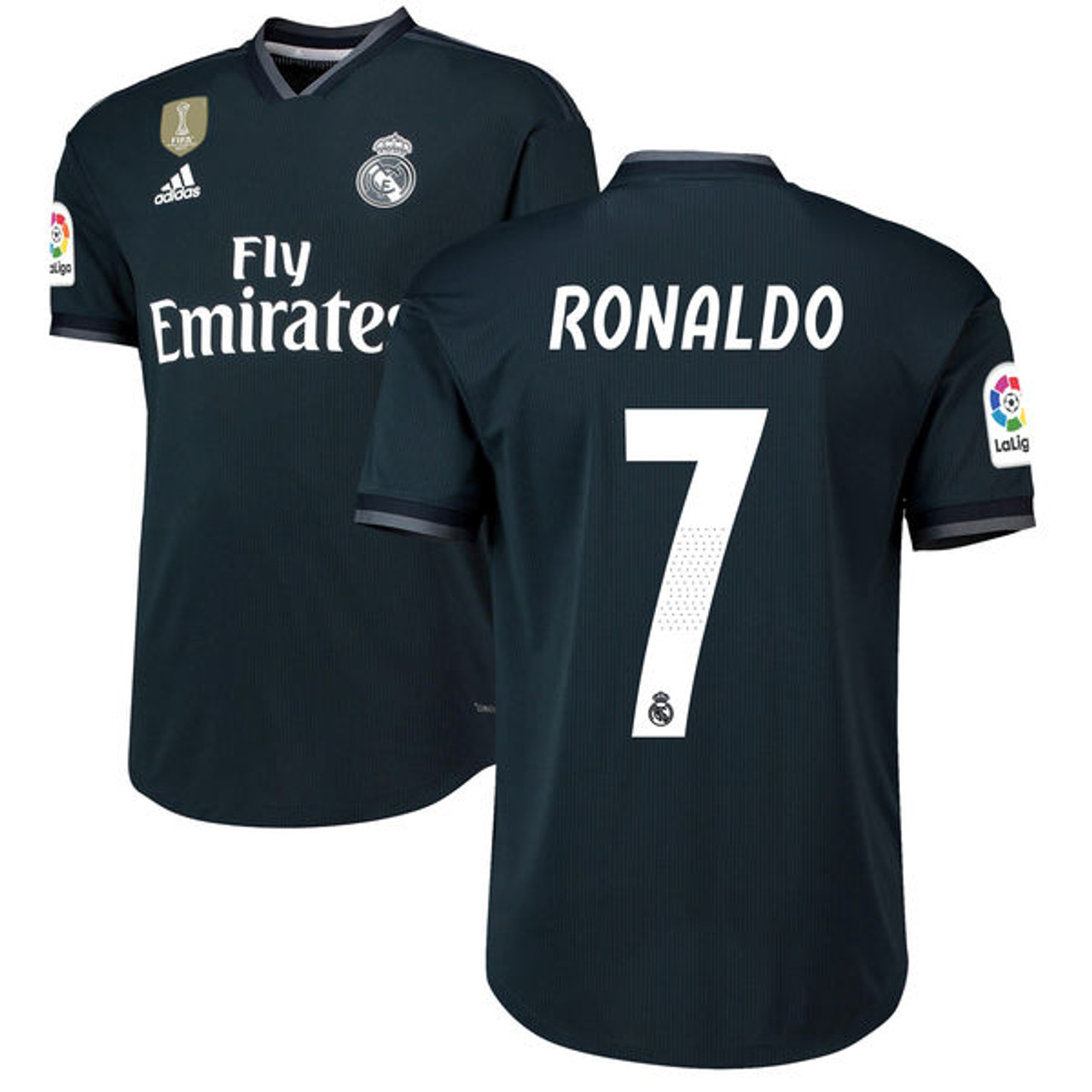 release date: 2c5d8 1a9a2 ADIDAS REAL MADRID 2019 AWAY RONALDO JERSEY