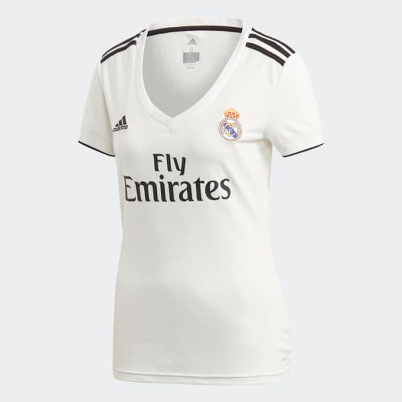 632159a2e6e ADIDAS REAL MADRID 2019 WOMEN'S HOME JERSEY - Soccer Plus