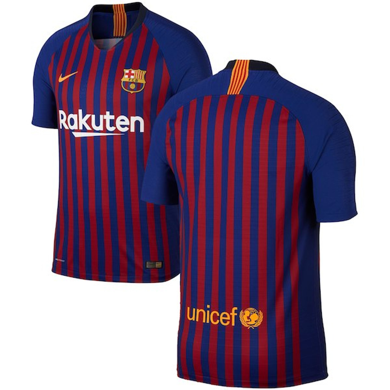 b16dad078 NIKE BARCELONA 2019 VAPOR MATCH HOME JERSEY - Soccer Plus