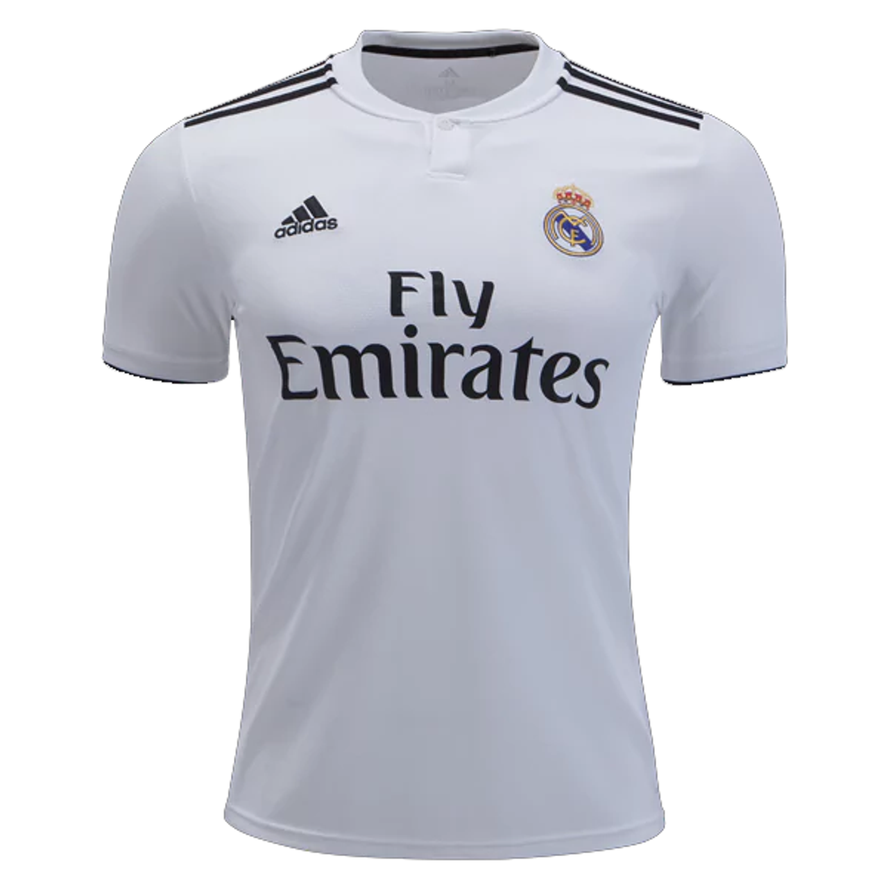 db79b6d13 ADIDAS REAL MADRID 2019 HOME JERSEY - Soccer Plus