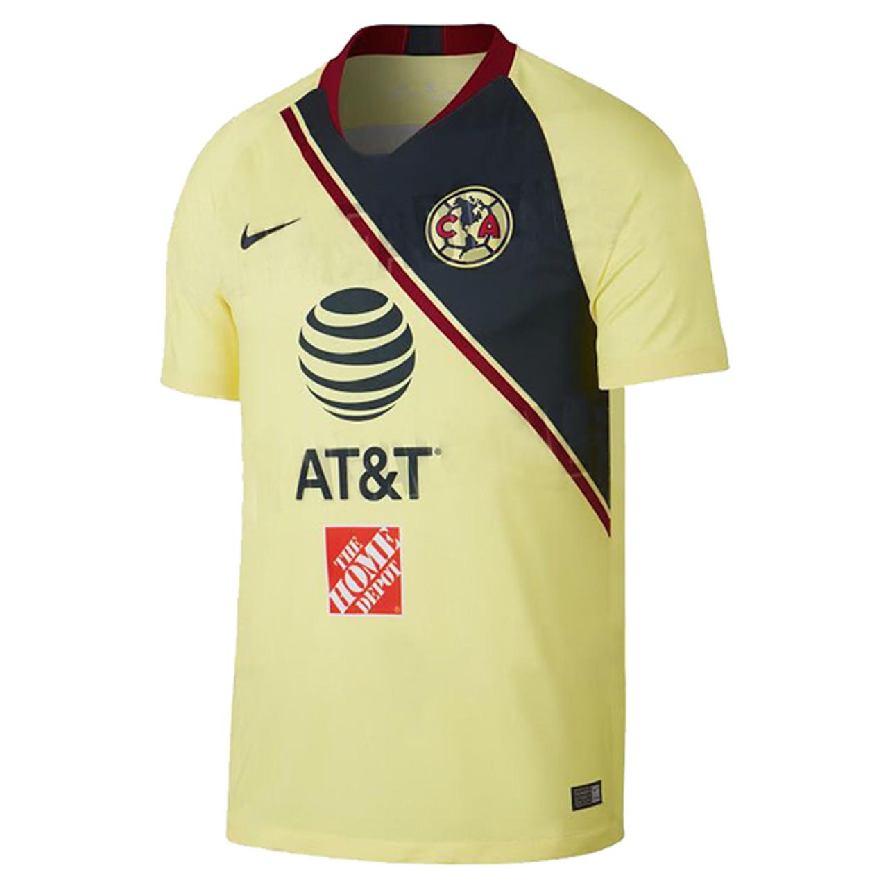 4deaa616a9 NIKE CLUB AMERICA 2019 HOME JERSEY - Soccer Plus