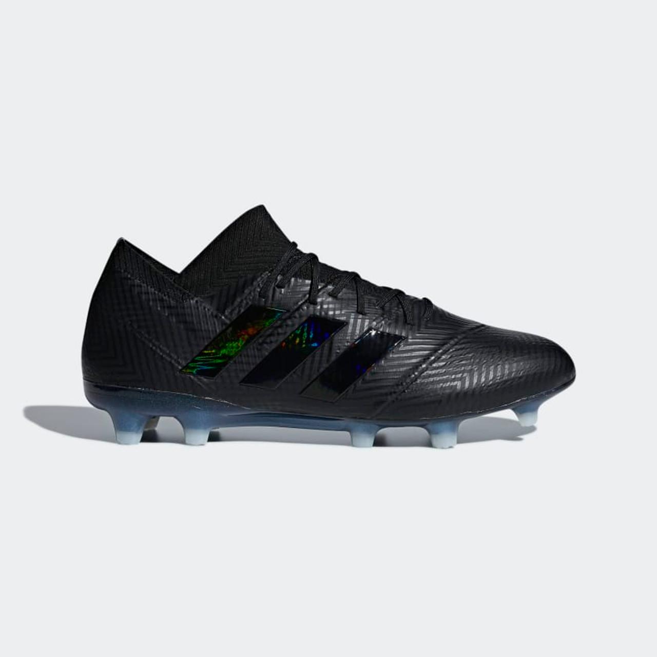 ef3bdd30f5f ADIDAS NEMEZIZ 18.1 FG CORE BLACK - Soccer Plus