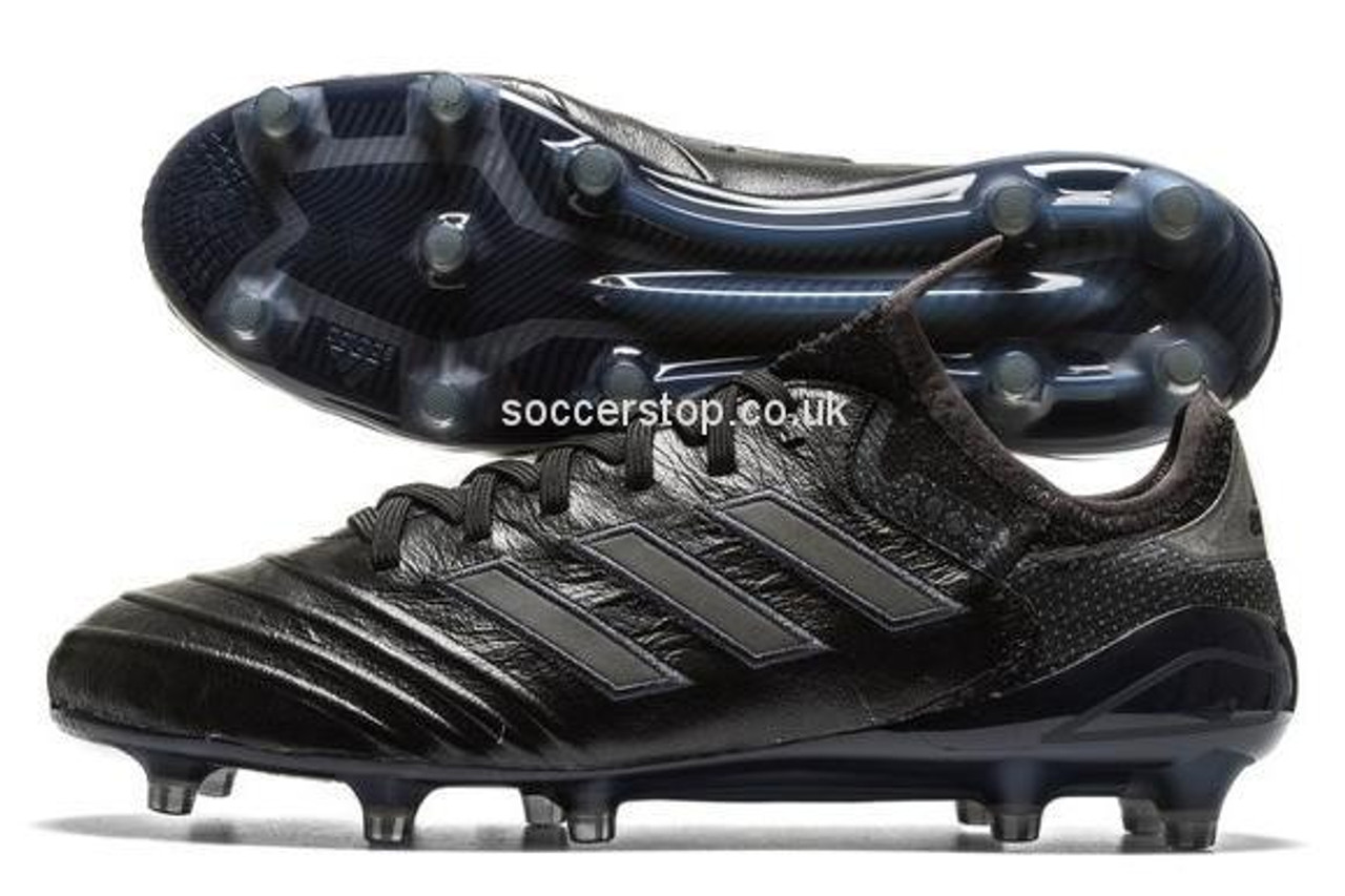 sports shoes 5cad7 2a253 ADIDAS COPA 18.1 CORE BLACK - Soccer Plus