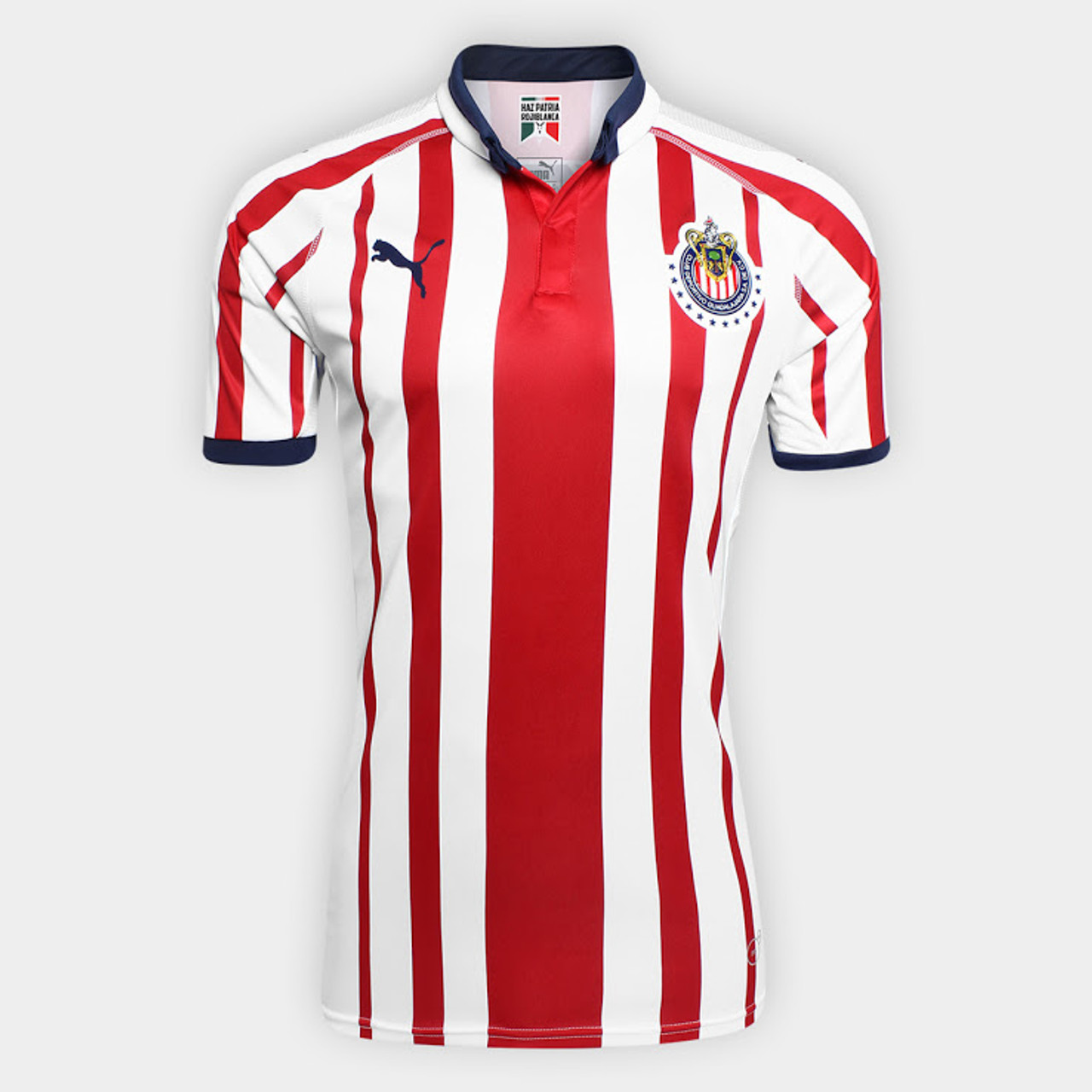 Puma Chivas Guadalajara 2019 Home Jersey Soccer Plus