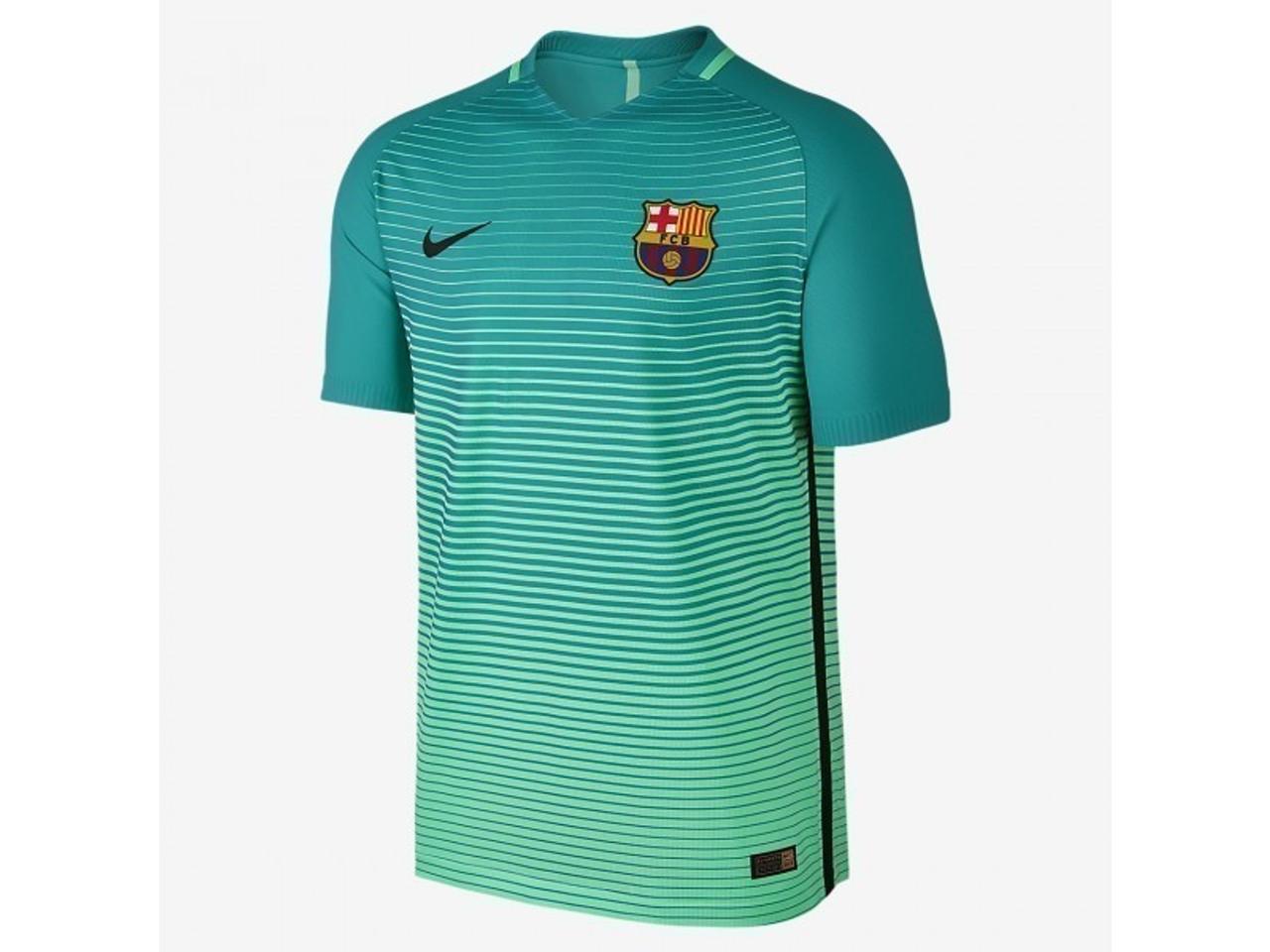 e8c548c35 NIKE BARCELONA 2017 Vapor Match 3RD Soccer Jersey - Soccer Plus