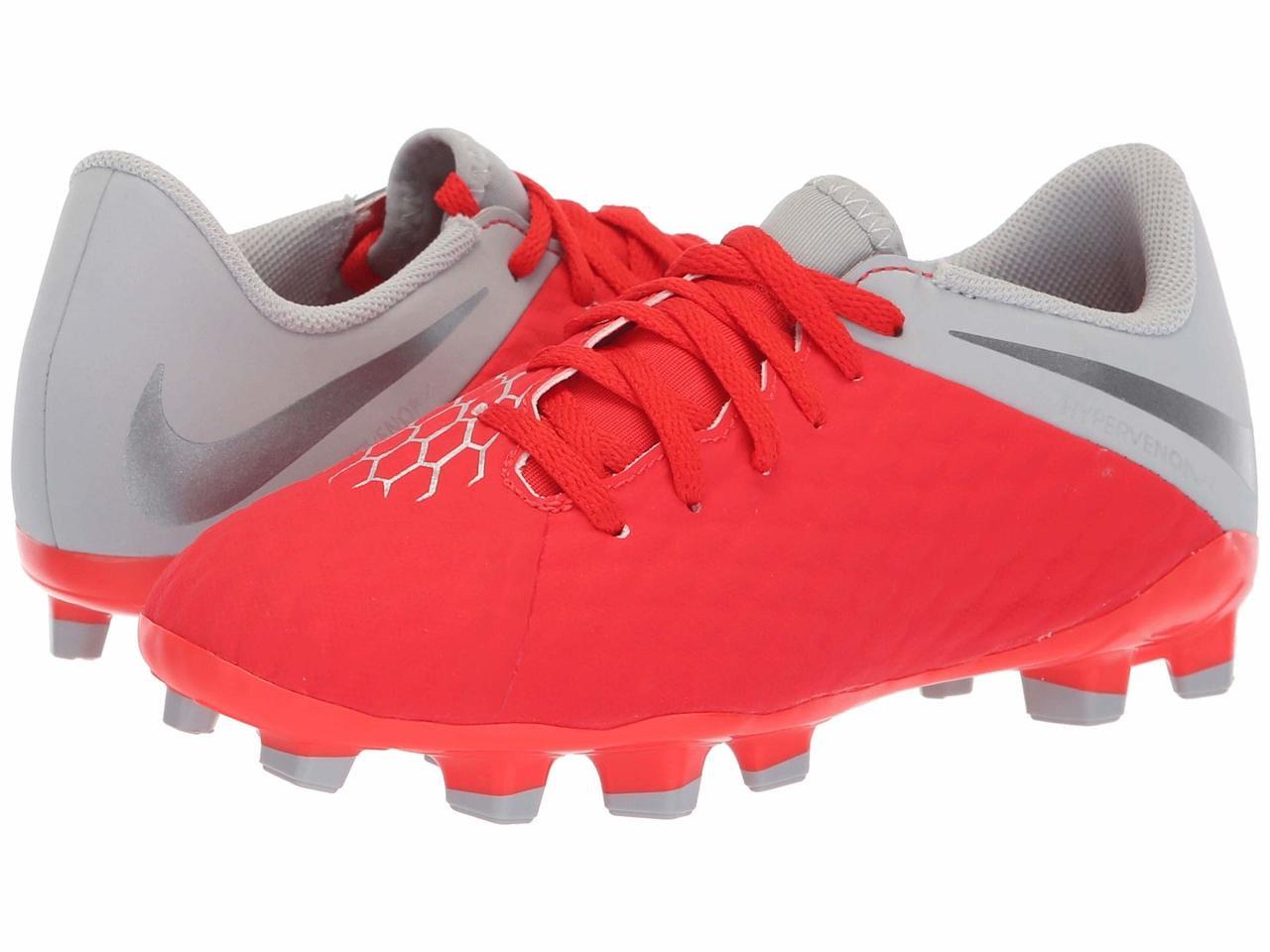 5ebec9dc273 NIKE JR HYPERVENOM 3 ACADEMY FG Crimson - Soccer Plus