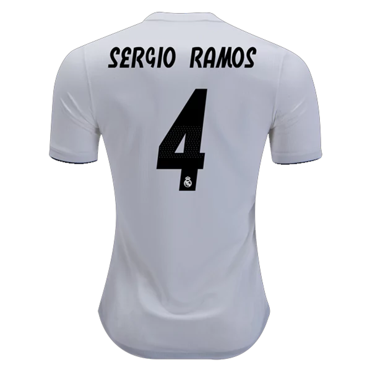 wholesale dealer 23e58 8275e ADIDAS REAL MADRID 2019 HOME `SERGIO RAMOS` JERSEY
