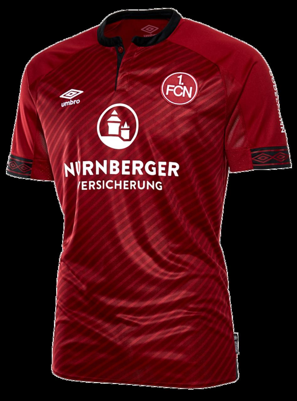 UMBRO 1 FC NURNBERG 2019 HOME JERSEY