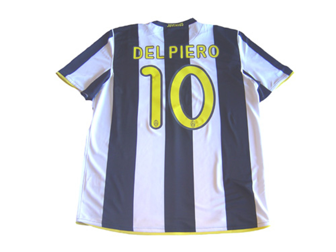 sports shoes ddb99 a998f NIKE JUVENTUS 2009 HOME `DEL PIERO` JERSEY