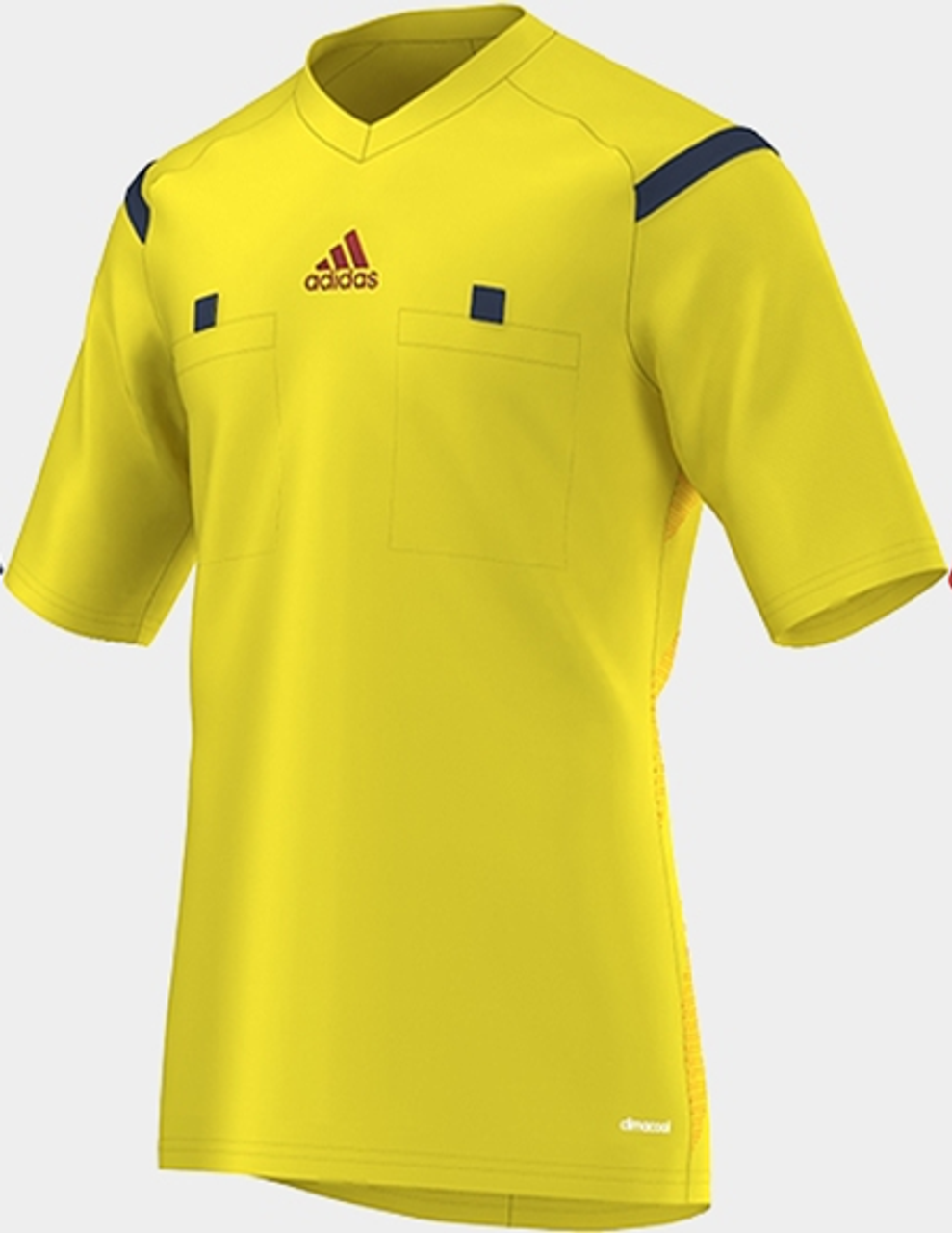 f8d07609 ADIDAS REFEREE WORLD CUP 2014 JERSEY YELLOW - Soccer Plus